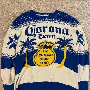 Corona Sweaters   Ugly Christmas Sweater Size Large   Poshmark